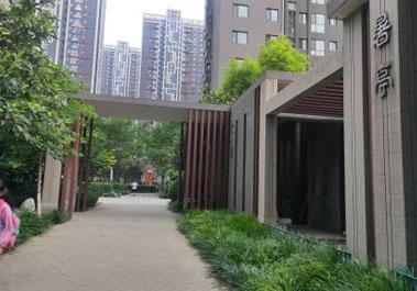 【五建新街坊五号院8号楼】郑州住宅地暖系统家庭采暖设计施工现场