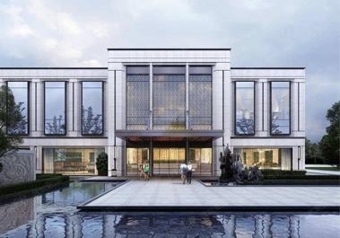 【融创观澜一号2期8号楼】河南地暖系统住宅采暖设计安装施工现场