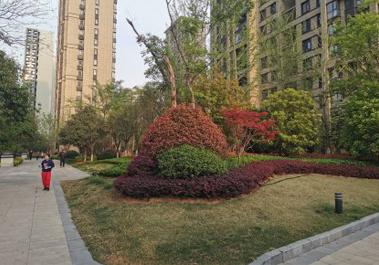 【华瑞紫韵城福园5栋】河南住宅采暖家庭供暖地暖系统施工现场