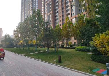 【绿地璀璨天城2号楼】河南家庭供暖住宅暖气安装地暖施工案例
