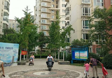 【鑫苑中央花园17号楼】郑州住宅采暖家庭暖气安装地暖案例