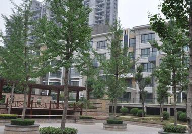 【中森蓝山玖月7号楼】郑州市家庭供暖住宅暖气安装地暖系统案例