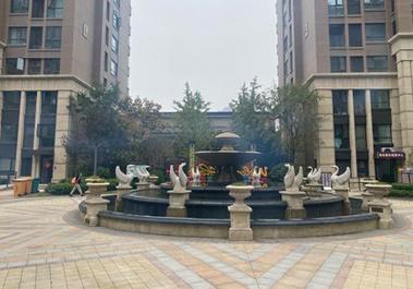【公园道1号玺园11号楼】河南省住宅暖气安装家庭采暖地暖系统施工案例