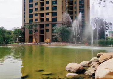 【绿城花园18栋】郑州家庭采暖系统地暖工地现场实拍