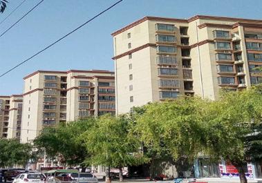 【龙兴嘉园2号院14号楼】郑州市居民住宅暖气片安装案例实拍